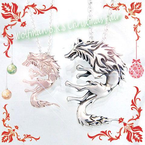 【クリスマスペア特別プライス】ホワイトファングウルフ