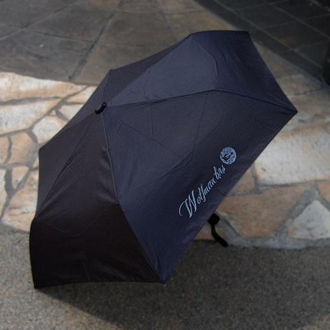 ムーンウルフワンタッチ折り畳み傘