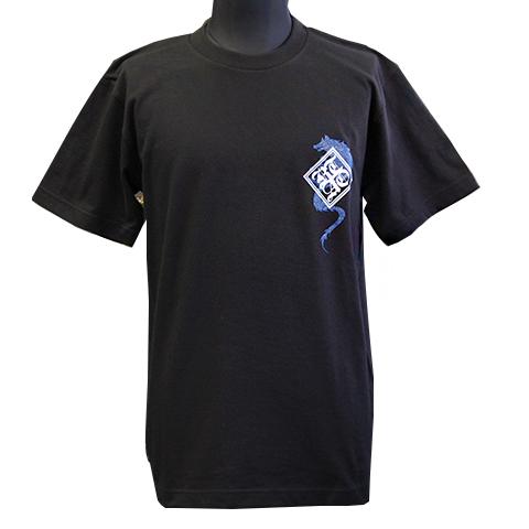Tシャツ/ウルフ×タイガー
