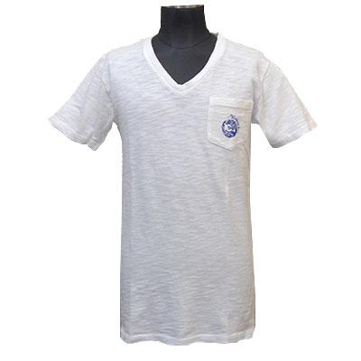 フレアエンジェル スラブTシャツ/ホワイト