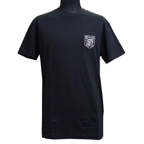 ブルーケルティックウルフTシャツ