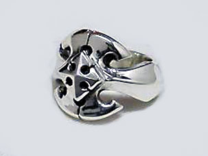 Star KnightWarrior Ring