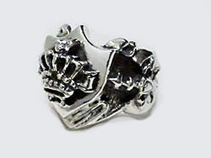 SK Crown Ring