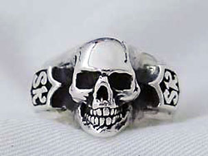 SK Skull Ring