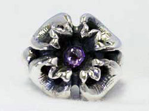 Lady Jane Ring W/Stone