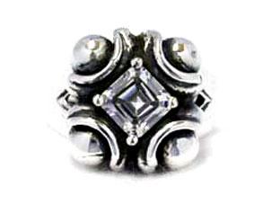 SK Mystic Ring W/Stone