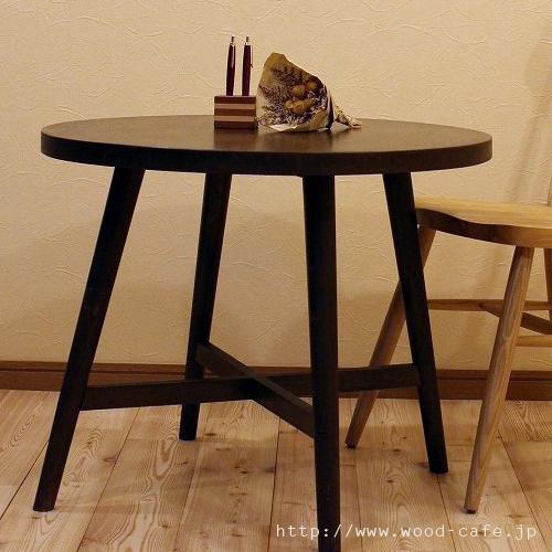アンティーク・丸テーブル