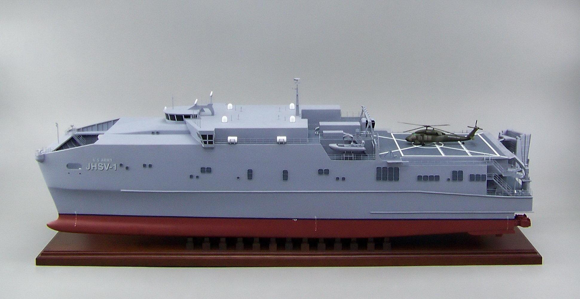 1/350 米海軍,米陸軍統合高速輸...