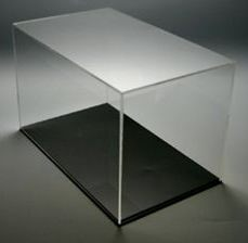 縦に積める アクリルケース Fケース ノーマル型3段セット・LEDなし(