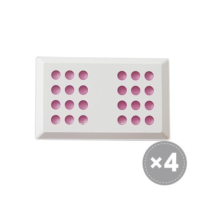 おふろの防カビアロマ PREMIUM(ピュアラベンダー)4個セット