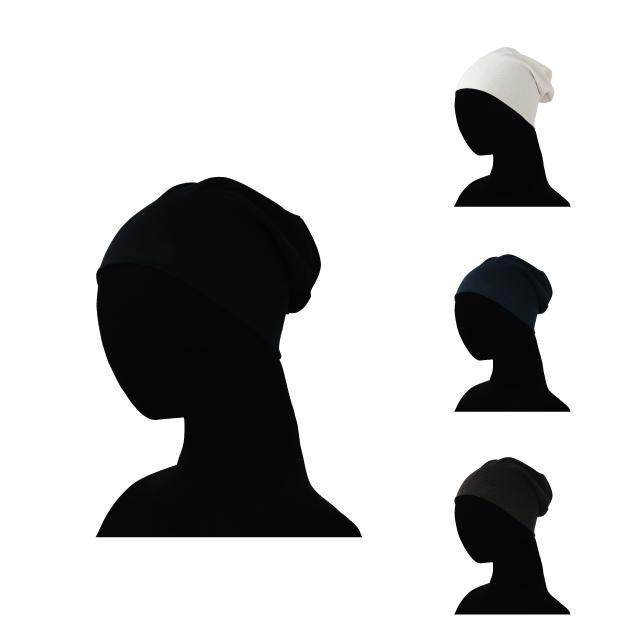 SEVEN(白洋社) 男女兼用ニットキャップ フリーサイズ