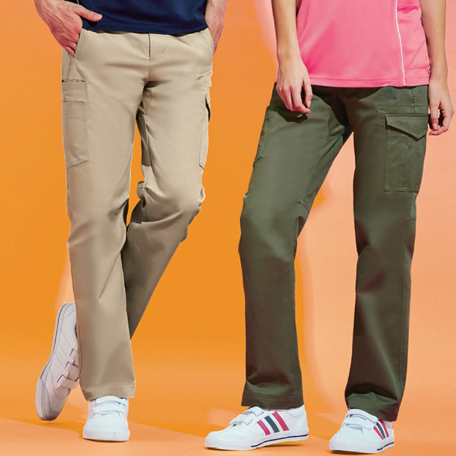 KAZEN(カゼン) SCS761  adidasパンツ(男女兼用)