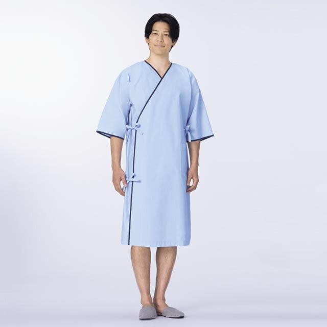 KAZEN(カゼン) 226-91 検診衣(ライン入り)
