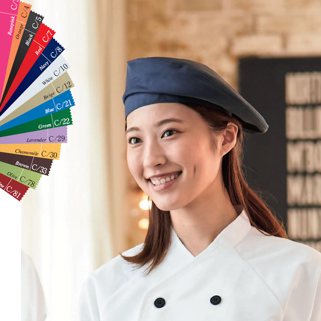 KAZEN(カゼン) APK483 ベレー帽