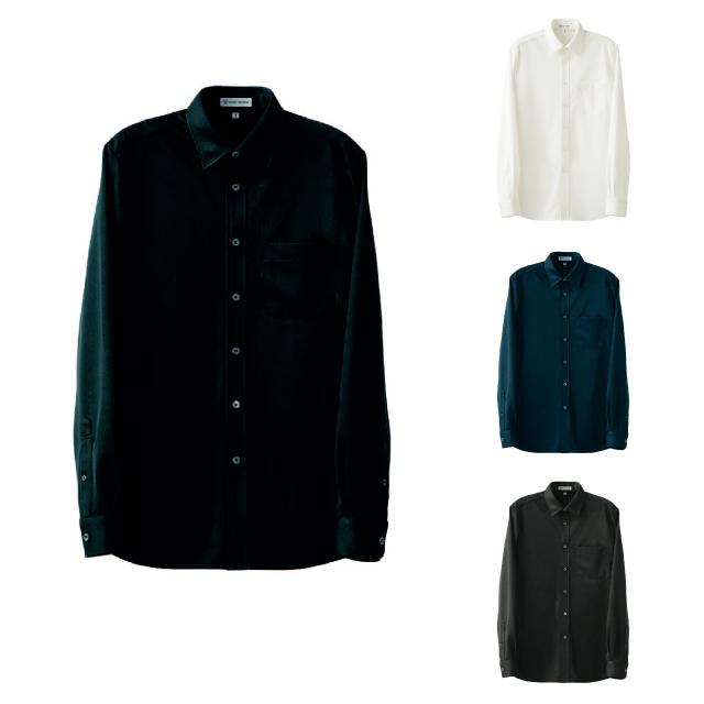 SEVEN(白洋社) CH4493 男女兼用ニットシャツ