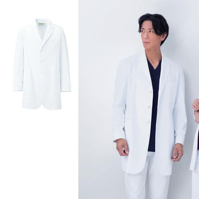 KAZEN(カゼン) KZN113-40 メンズ診察衣