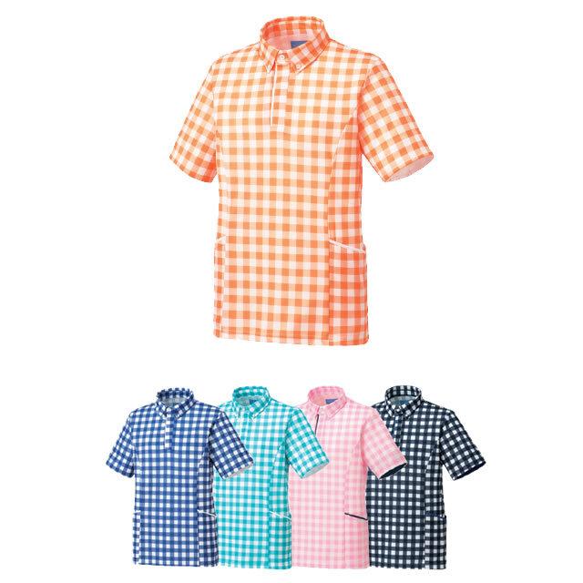 KAZEN(カゼン) KZN230 ニットシャツ(男女兼用)