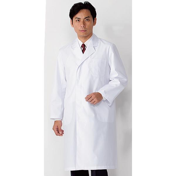 110-30 メンズ診察衣シングルタイプ