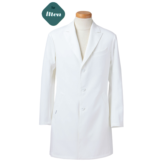 RISERVA(リゼルヴァ) R2490 長袖ドクタージャケット(メンズ)