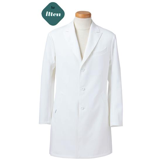 RISERVA R2490 長袖ドクタージャケット(メンズ)