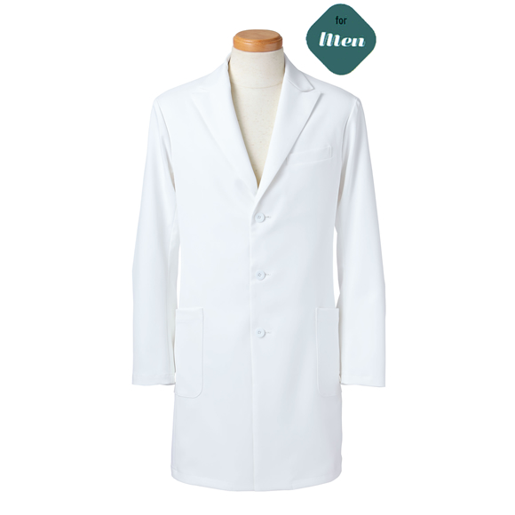RISERVA(リゼルヴァ) R2491 長袖ドクタージャケット(メンズ)