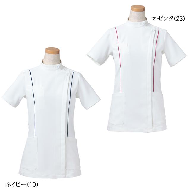 RISERVA R8444 半袖ジャケット(レディス)