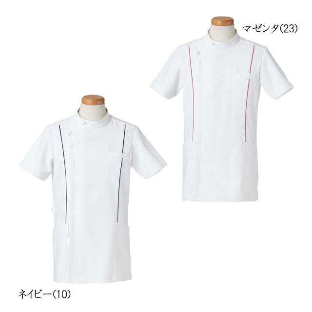 RISERVA R8494 半袖ジャケット(メンズ)