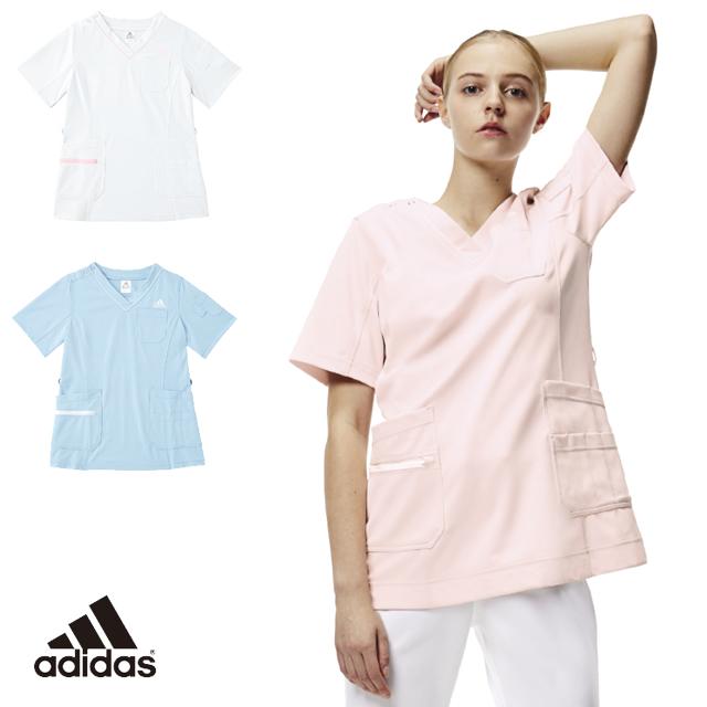 adidas(アディダス) SMS009 レディススクラブ