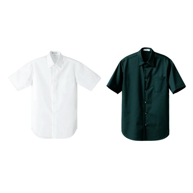 SEVEN(白洋社) UH7601 男性用シャツ 半袖