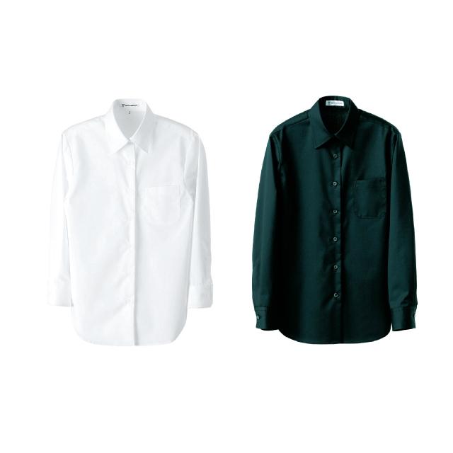 SEVEN(白洋社) UH7602 女性用シャツ 長袖