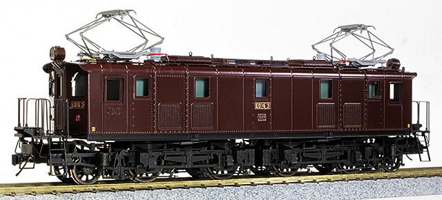 16番 国鉄 ED16 4号機 電気機関...