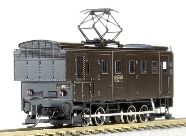 Nゲージ 国鉄 ED40形 電気機関車...