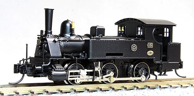Nゲージ クラウス1440形 蒸気機...