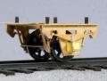 12mm 単軸台車 長軸 一段リンク