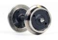 9mmゲージ φ5.7 プレート ピボット車輪