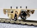 16番 単軸台車 二段リンク