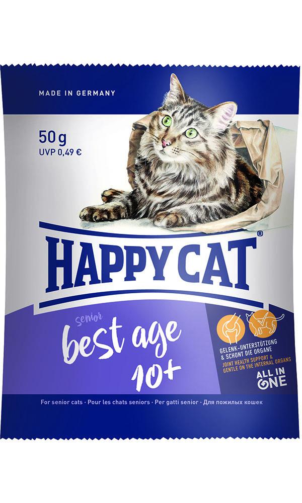 HAPPY CAT ベストエイジ10+ - 50g