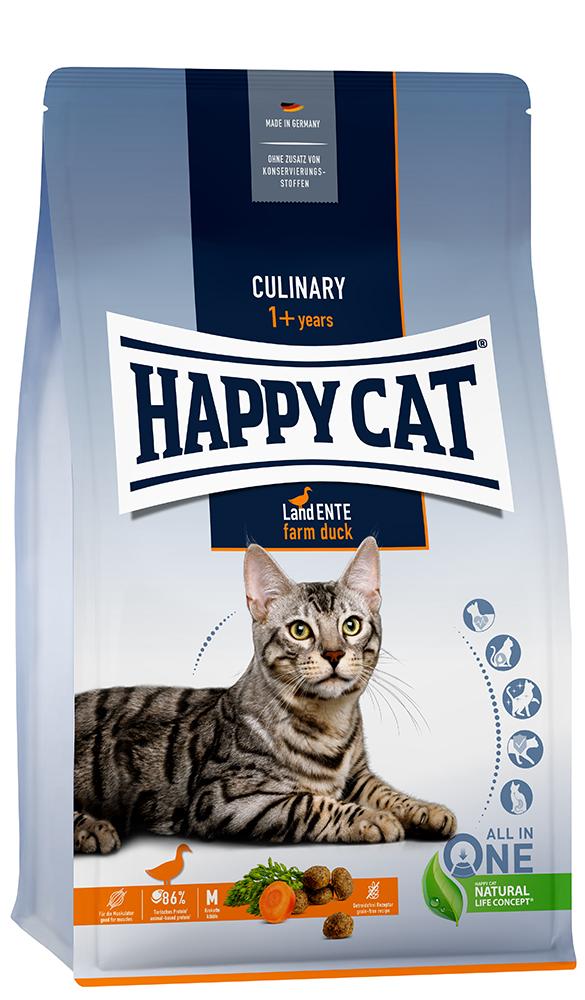 HAPPY CAT ファーム ダック(平飼いの鴨 / 穀物不使用) 300g