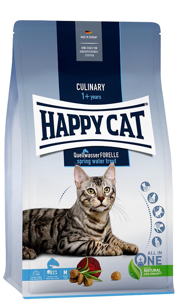 HAPPY CAT スプリング トラウト(清流のマス) 300g