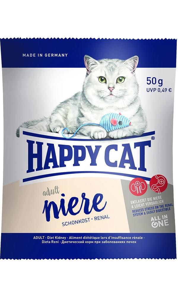 HAPPY CAT ダイエットニーレ 腎臓ケア グルテンフリー - 50g