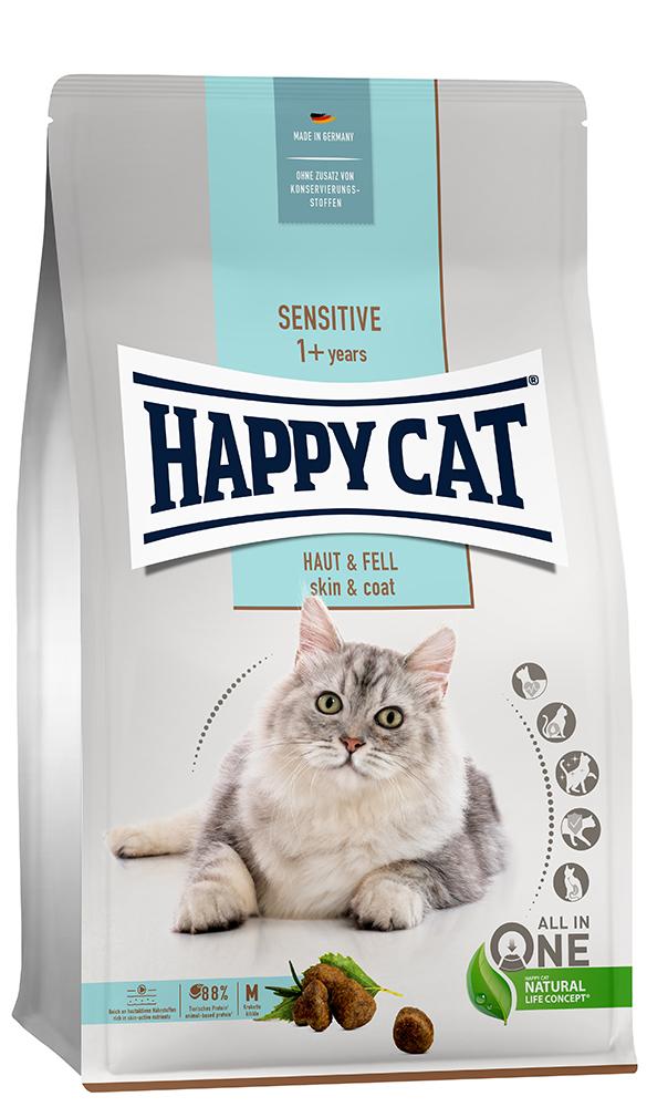 HAPPY CAT スキン & コート(皮膚被毛ケア) 300g