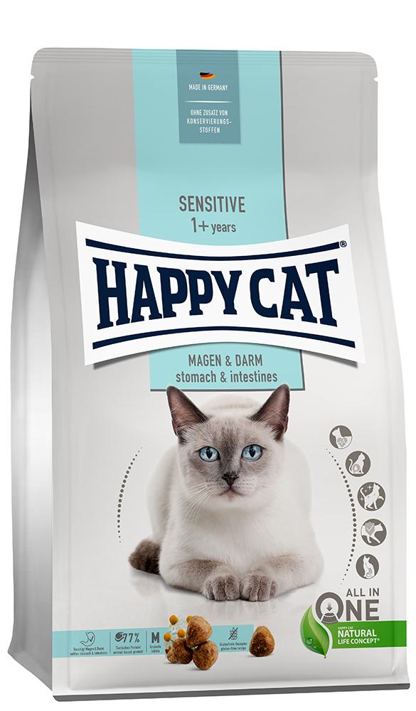 HAPPY CAT ストマック & インテスティン(胃腸ケア) 300g