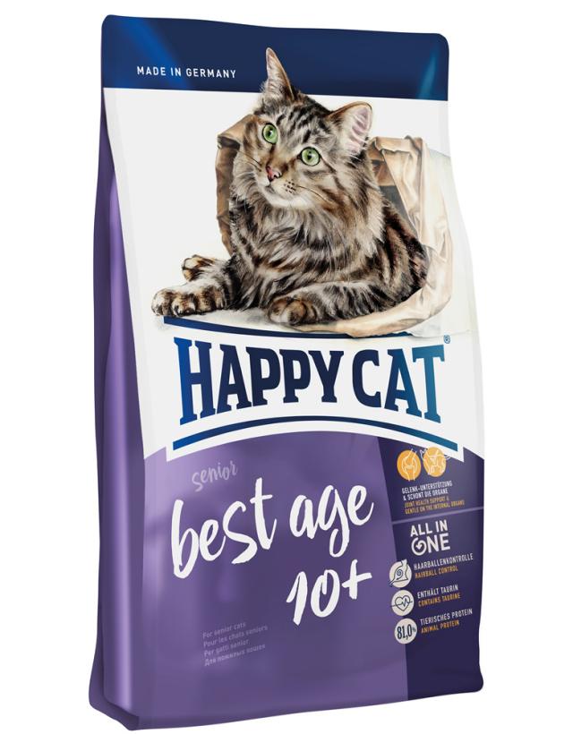 HAPPY CAT ベストエイジ10+ - 300g