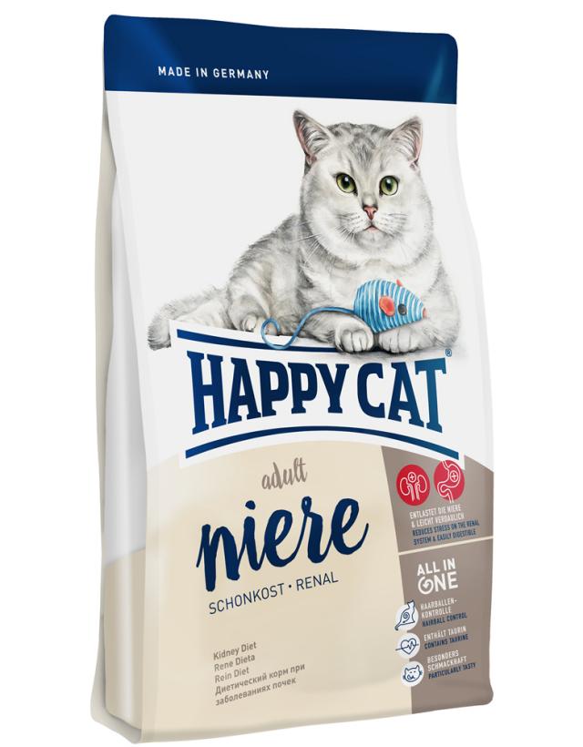 HAPPY CAT ダイエットニーレ 腎臓ケア グルテンフリー - 300g