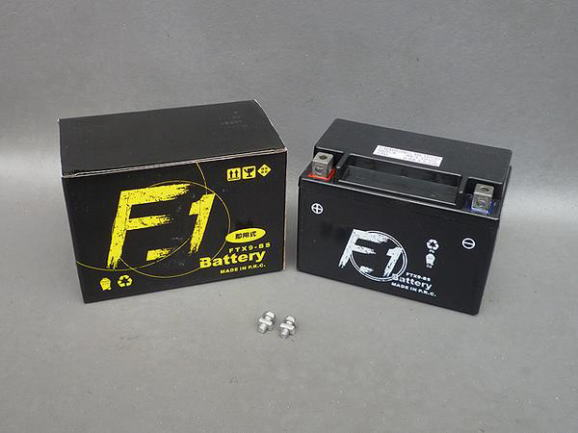 F1 FTX9-BS YTR9-BS GTX9-BS 互換バッテリー FTX9-BS