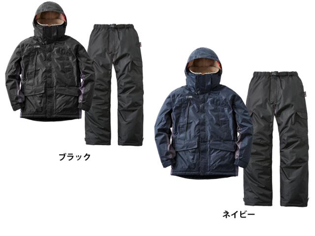 防水防寒スーツ カーティス