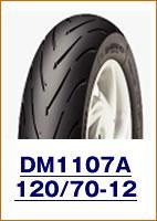 DURO DM1107A 120/70-12