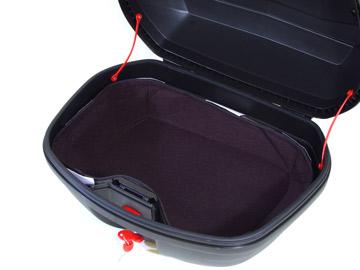 ツーカラーズレンズリアボックス エクスクルーシブ 48リッター用インナー