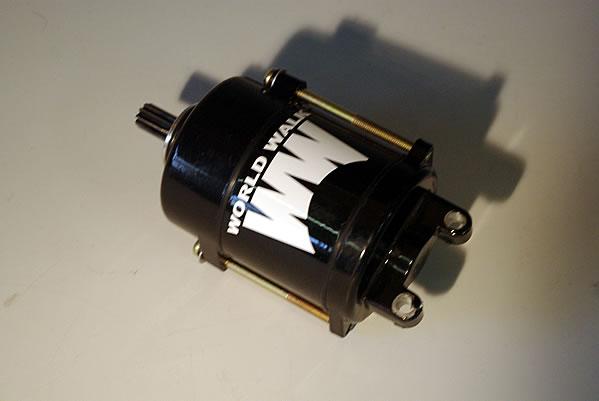 シグナスx用超強化セルモーター pc-02