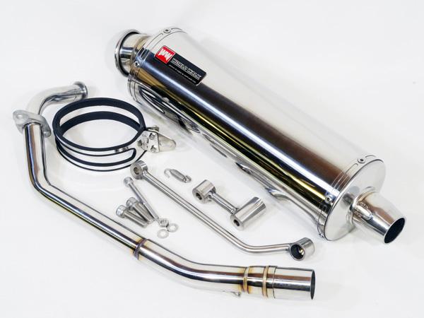 ESPエンジン 新型PCX用 PCX150用 パワーサイレントマフラー 【JMCA認証モデル】